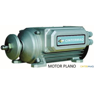 Motor Electrico Plano Para Maquinas de Corte 1 ok