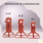 SEPARADORES DE CONDENSACION 1