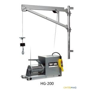 fronte scheda HG 200 1 1